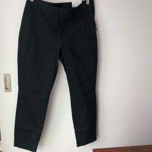 Old Navy Black Ankle trouser legging
